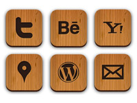 Скачать бесплатно 20 наборов иконок разнообразной тематики за апрель