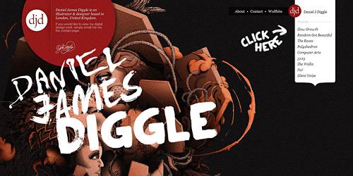 Перейти на Daniel Diggle
