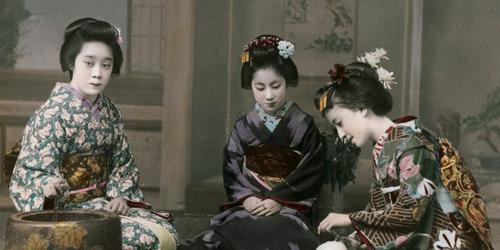 Перейти на Tea Ceremony, Japan