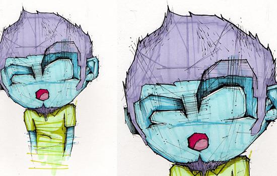 Feesh Meelo artworks