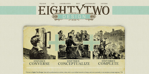 Перейти на Eighty Two Design