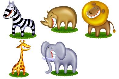 Скачать African Pets Icons