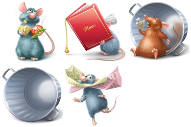 Скачать Ratatouille Icons