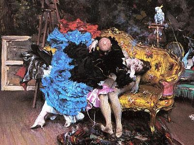 Работы художника Джованни Болдини