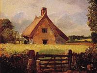 Очарование и умиротворение пасторального пейзажа от Джона Констебля