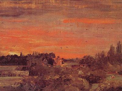 Картины Джона Констебля