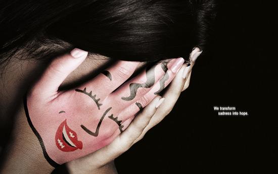 Перейти на CVV (Suicide Prevention Center): Sadness, Girl