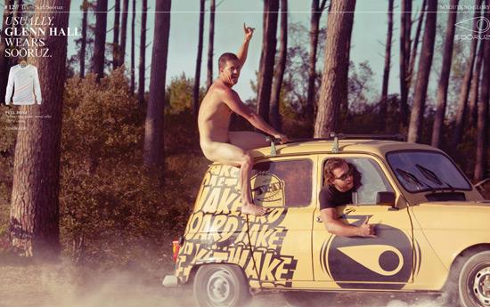 Перейти на Sooruz Surfwear: Glenn Hall