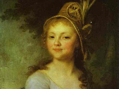 Картины Владимира Боровиковского
