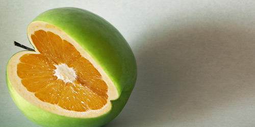 Перейти на two-faced fruit