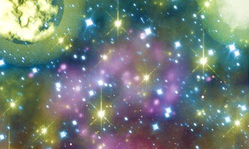 Скачать Space and Stars