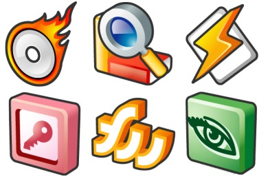 Скачать Smooth Metal Software Pack Icons By Rokey