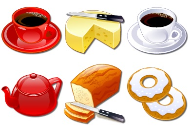 Скачать Coffee Break Icons By Fasticon