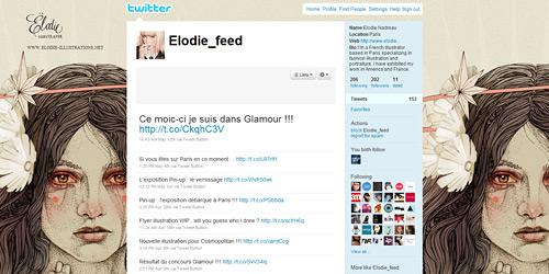 Перейти на @Elodie_feed