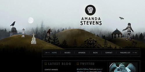 Перейти на Amanda Stevens