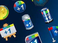 Скачать бесплатно 20 наборов иконок разнообразной тематики за июль