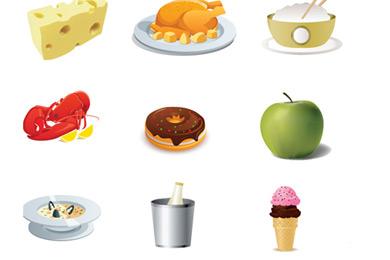 Скачать Free Food Icons