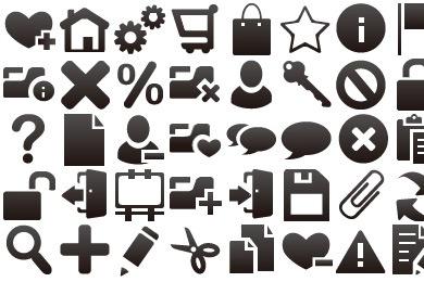 Скачать Mini Icons
