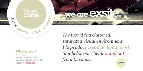 Перейти на Exsite