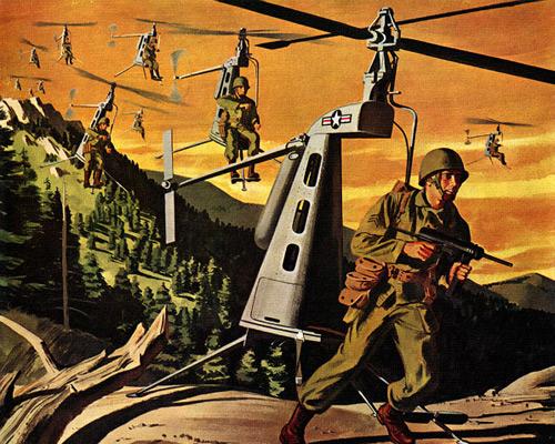 Перейти на Solar Aircraft, 1957