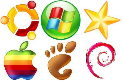 Скачать Operating Systems Icons