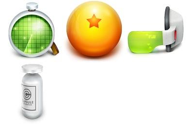 Скачать Dragon Ballz Icons
