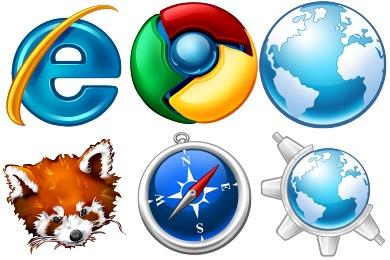 Скачать Browsers Icons