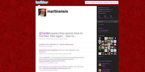 Перейти на @martinansin