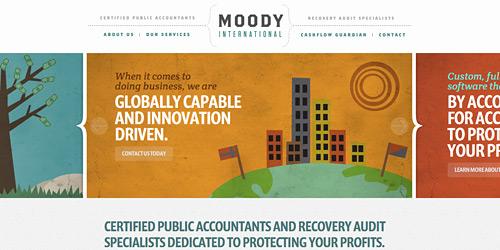 Перейти на Moody International Llc