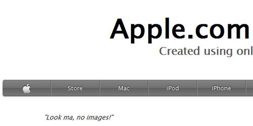 Посмотреть урок Меню в стиле Apple