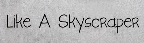 Kg Like A Skyscraper