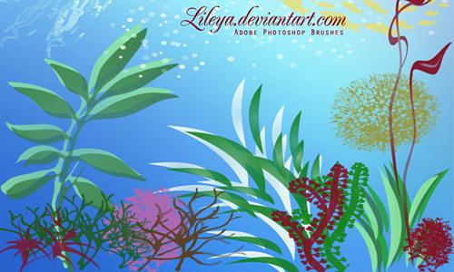 Скачать Underwater Plants