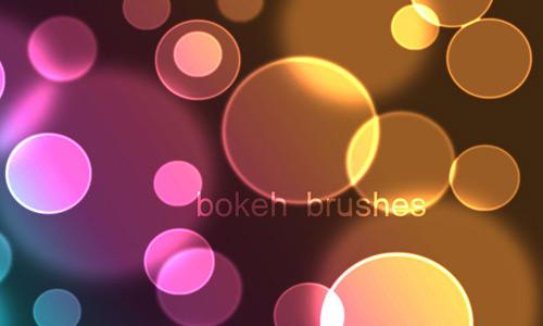 Скачать Bokeh brushes