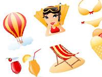 Скачать бесплатно 20 наборов иконок разнообразной тематики за октябрь