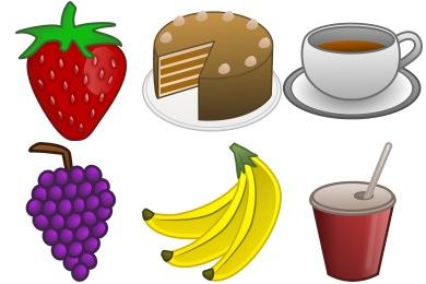 Скачать Food Icons By Martin Berube
