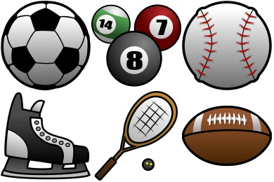 Скачать Sport Icons By Martin Berube