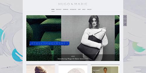Перейти на Hugo And Marie