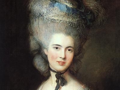 Изысканные сюжеты и виртуозная техника портретов Томаса Гейнсборо