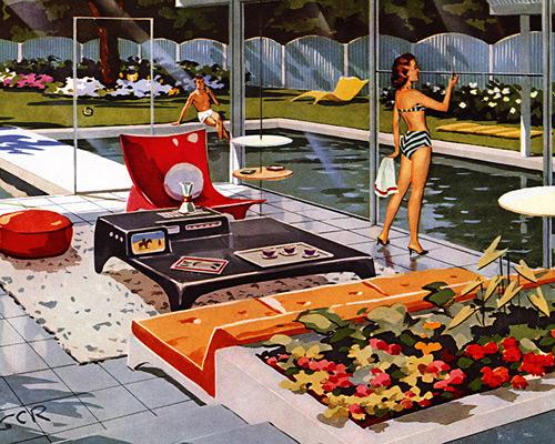 Modern Materials for Modern Living, 1957