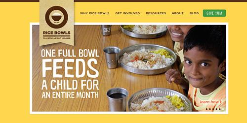 Перейти на Rice Bowls