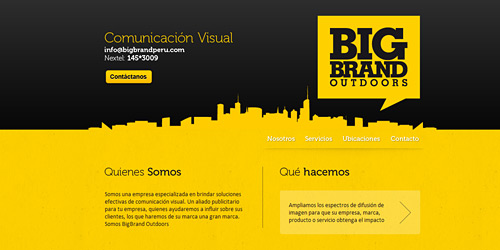 Перейти на Big Brand Peru
