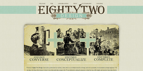 Перейти на Eighty Two Design