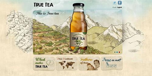 Перейти на True Tea