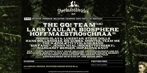 Перейти на Stora As Festivalen