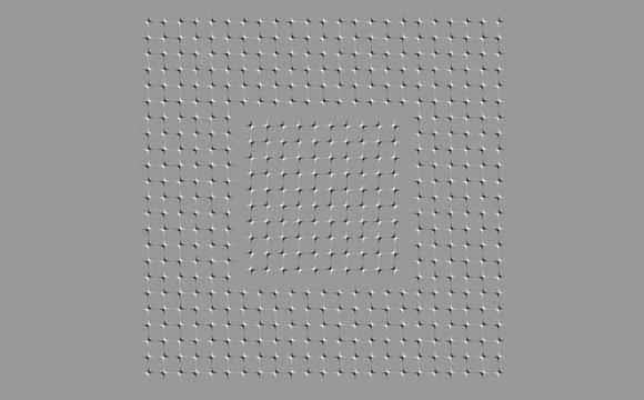 Занимательные оптические иллюзии в картинках и фотографиях