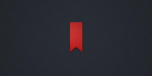 Создаем в фотошопе красную ленточку с надписью и звездами