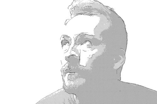 Создаем в фотошопе арт рисунок из обычной фотографии
