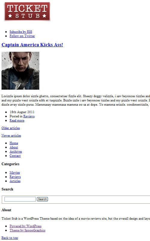 Как с помощью HTML и CSS сверстать макет сайта, сделанный в фотошопе
