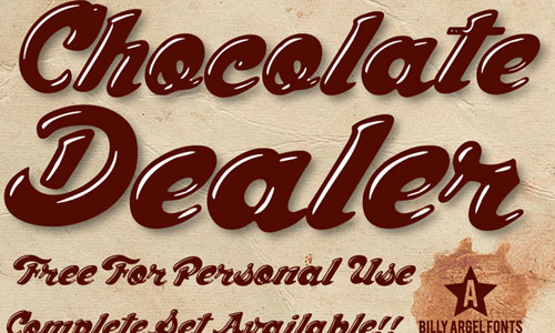 Chocolate Dealer