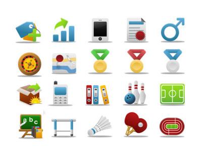 Скачать Pretty Office Icon Set Part 7